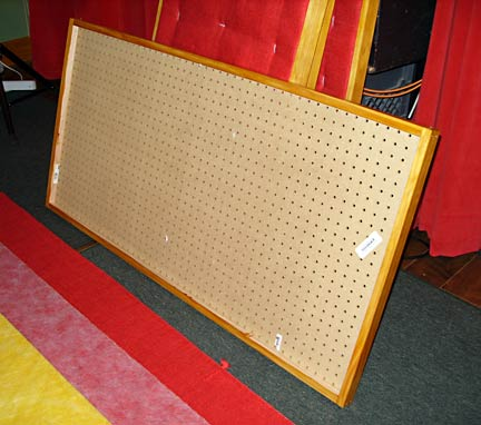 Dubtrain Acoustic Panel Construction